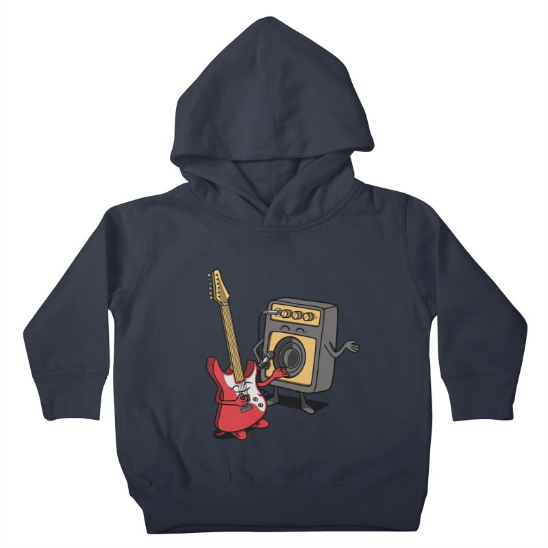Rock stars. Kids Toddler Pullover Hoody by JCMaziu shop