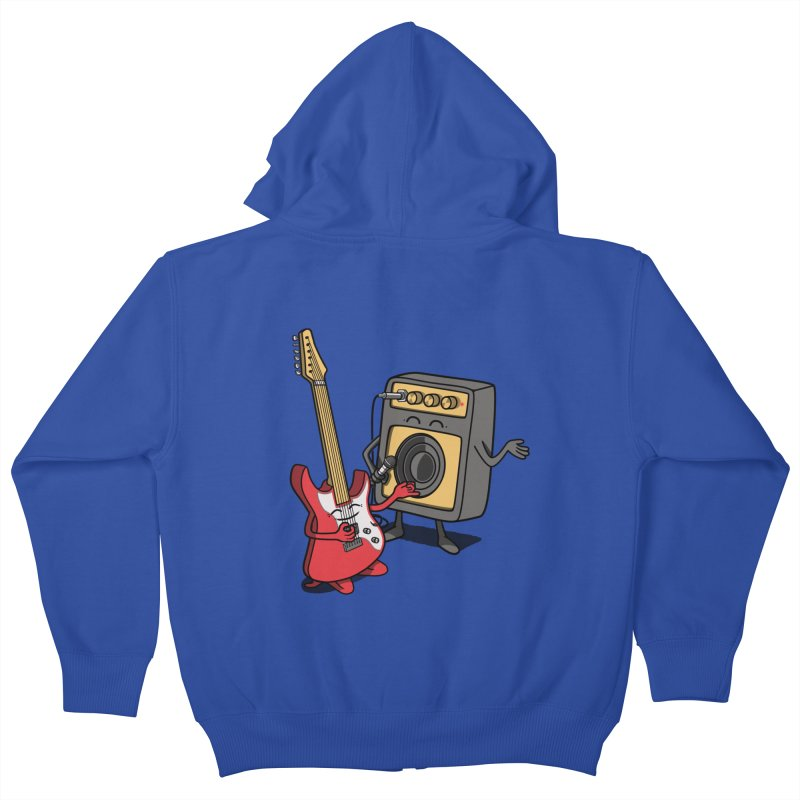 Rock stars. Kids Zip-Up Hoody by JCMaziu shop
