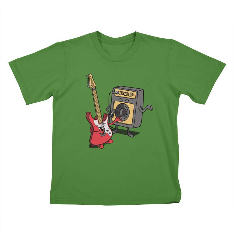 Rock stars. Kids T-shirt by JCMaziu shop