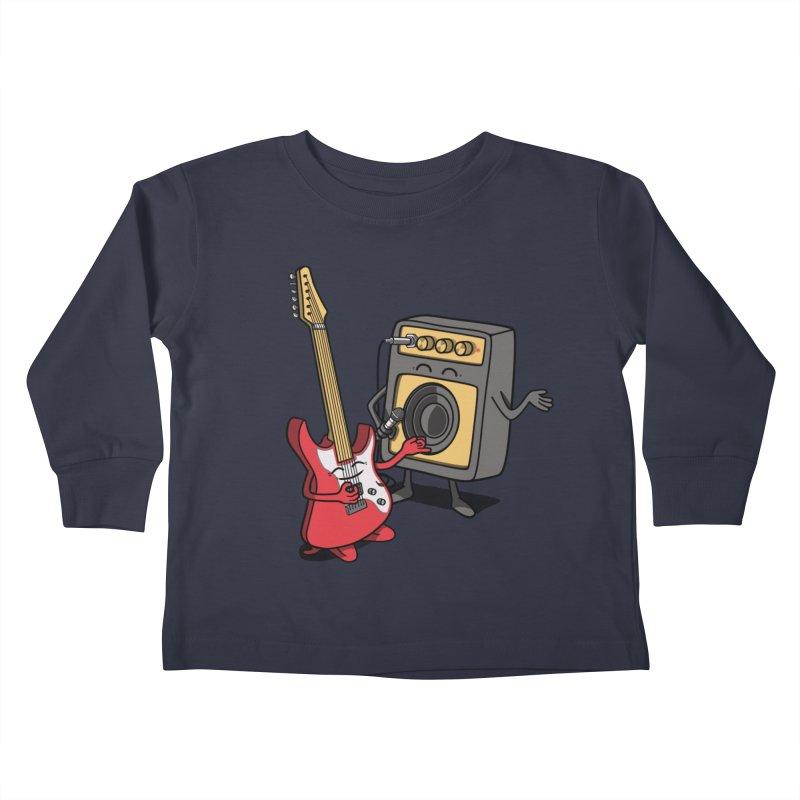 Rock stars. Kids Toddler Longsleeve T-Shirt by JCMaziu shop