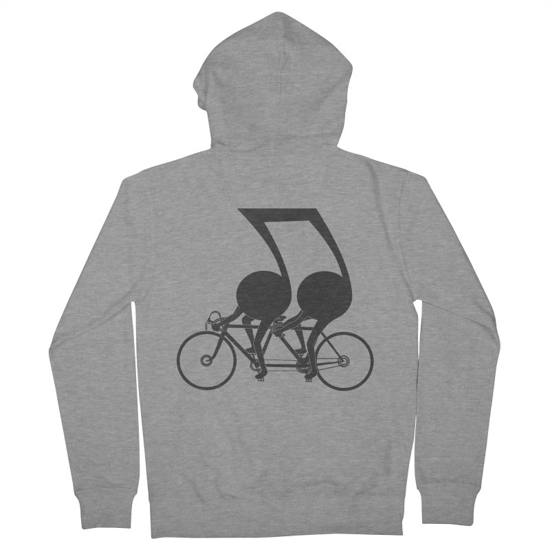Tandem. Women's Zip-Up Hoody by JCMaziu shop