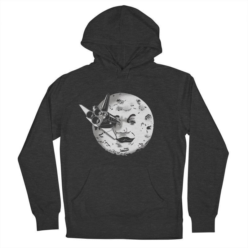 Melie's Moon: Times are changing. Women's Pullover Hoody by JCMaziu shop