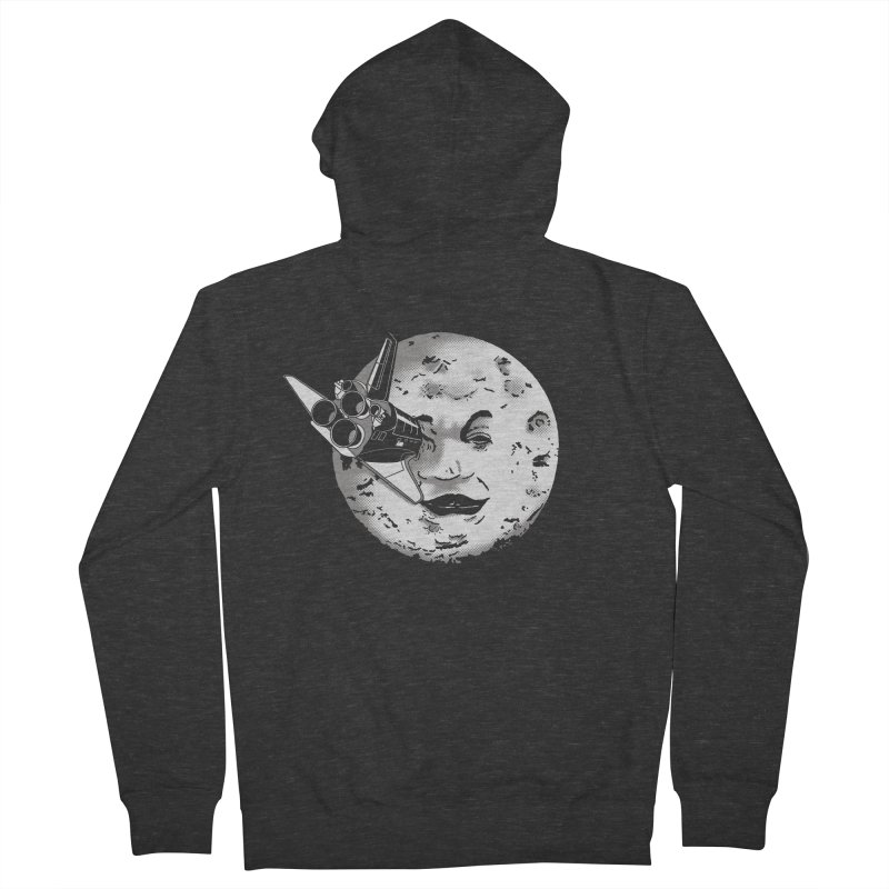 Melie's Moon: Times are changing. Women's Zip-Up Hoody by JCMaziu shop