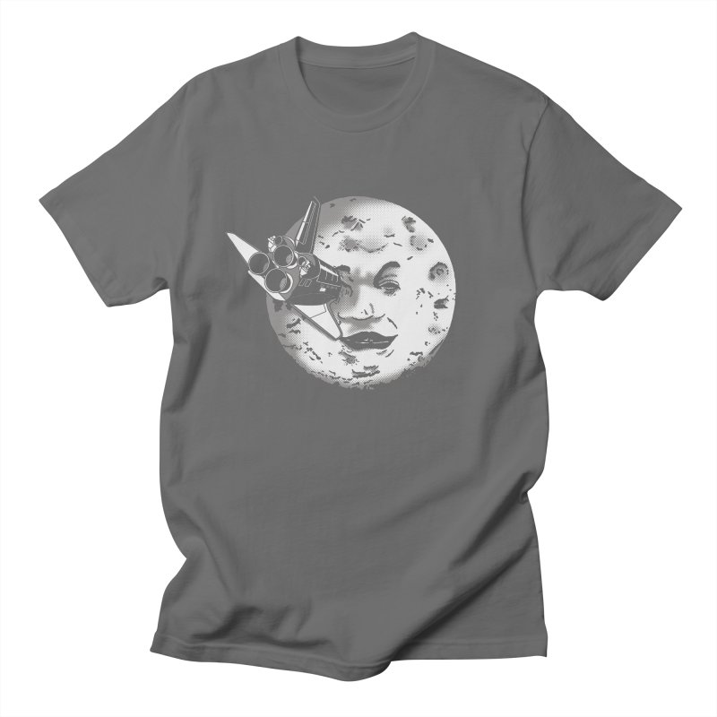 Melie's Moon: Times are changing. Men's T-shirt by JCMaziu shop