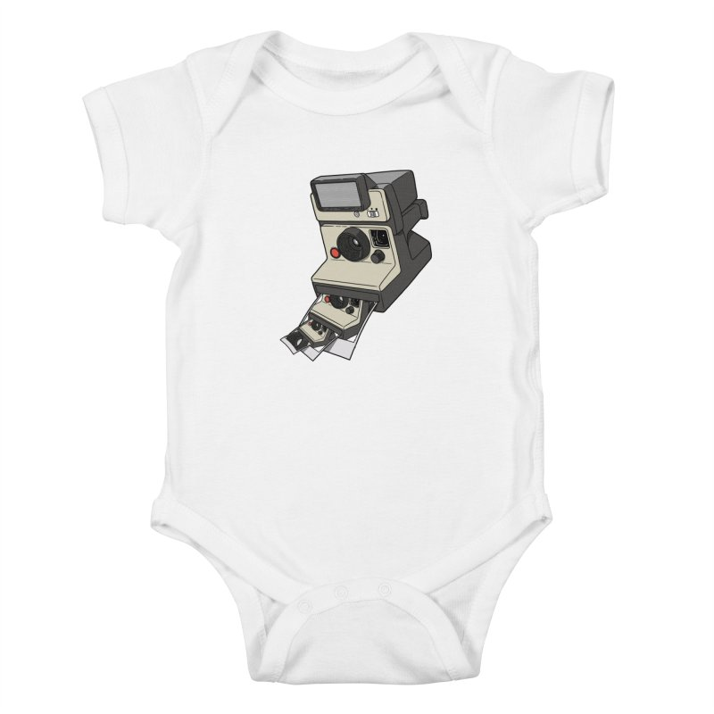 Cam-ception. Kids Baby Bodysuit by JCMaziu shop
