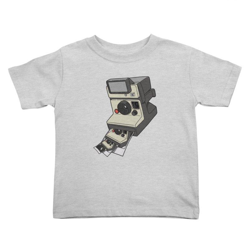 Cam-ception. Kids Toddler T-Shirt by JCMaziu shop