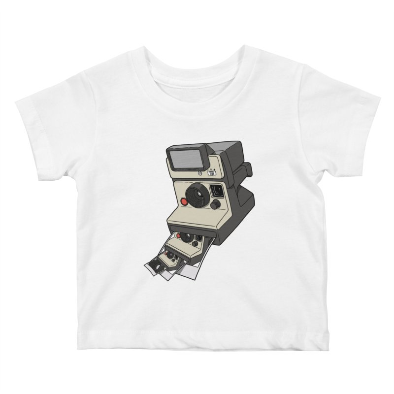 Cam-ception. Kids Baby T-Shirt by JCMaziu shop