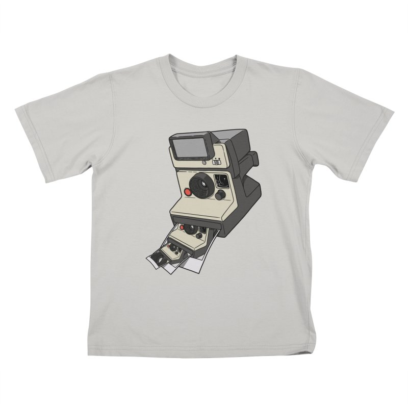 Cam-ception. Kids T-shirt by JCMaziu shop