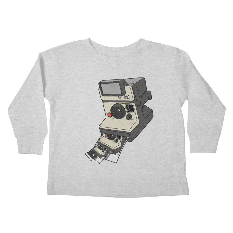 Cam-ception. Kids Toddler Longsleeve T-Shirt by JCMaziu shop