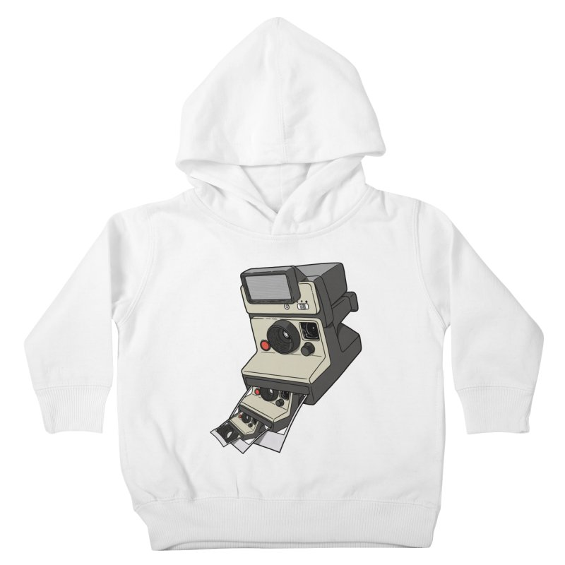 Cam-ception. Kids Toddler Pullover Hoody by JCMaziu shop