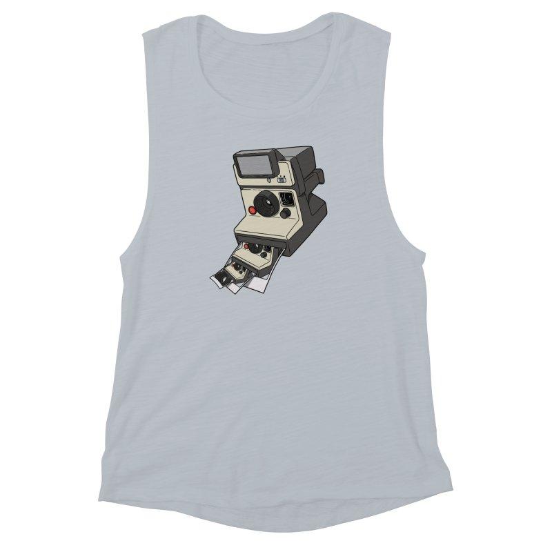 Cam-ception. Women's Muscle Tank by JCMaziu shop
