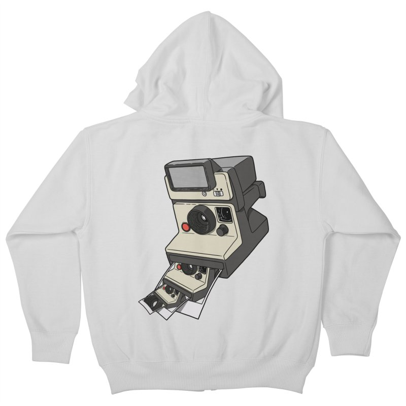 Cam-ception. Kids Zip-Up Hoody by JCMaziu shop