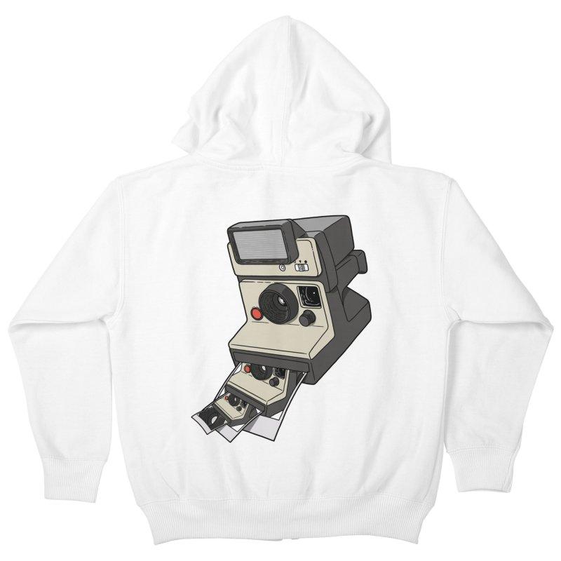 Cam-ception. Kids Zip-Up Hoody by JCMaziu shop