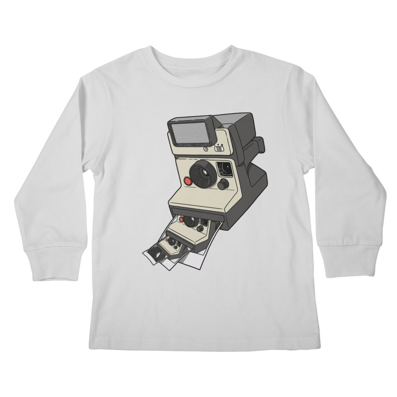 Cam-ception. Kids Longsleeve T-Shirt by JCMaziu shop