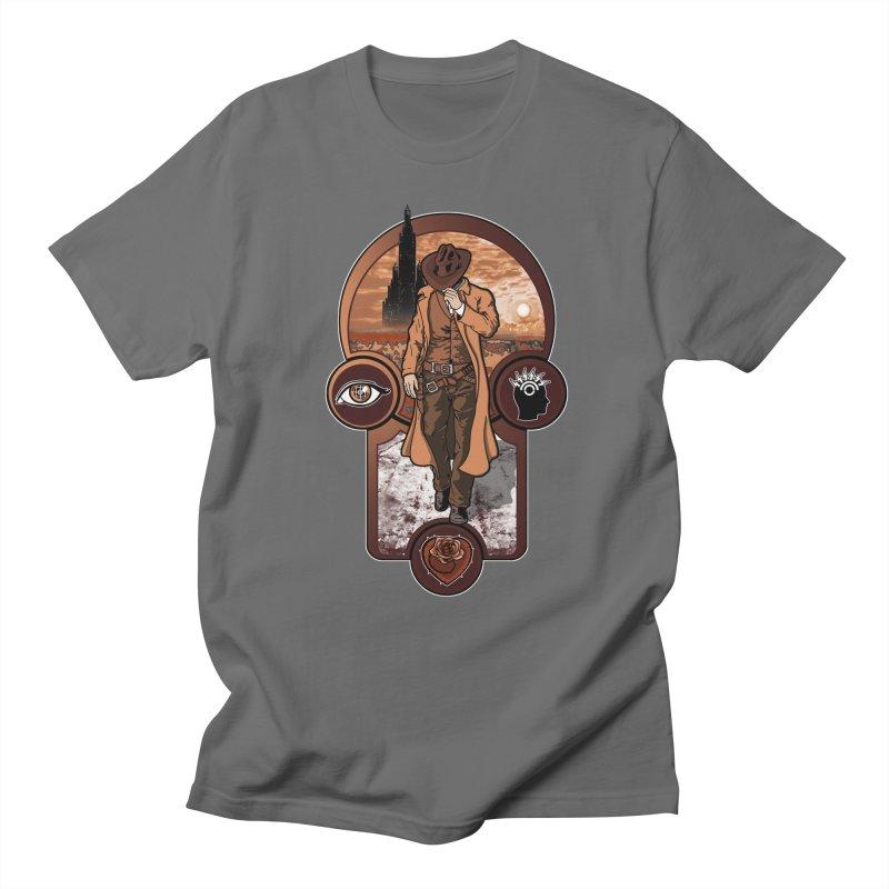 The gunslinger creed. Men's T-shirt by JCMaziu shop