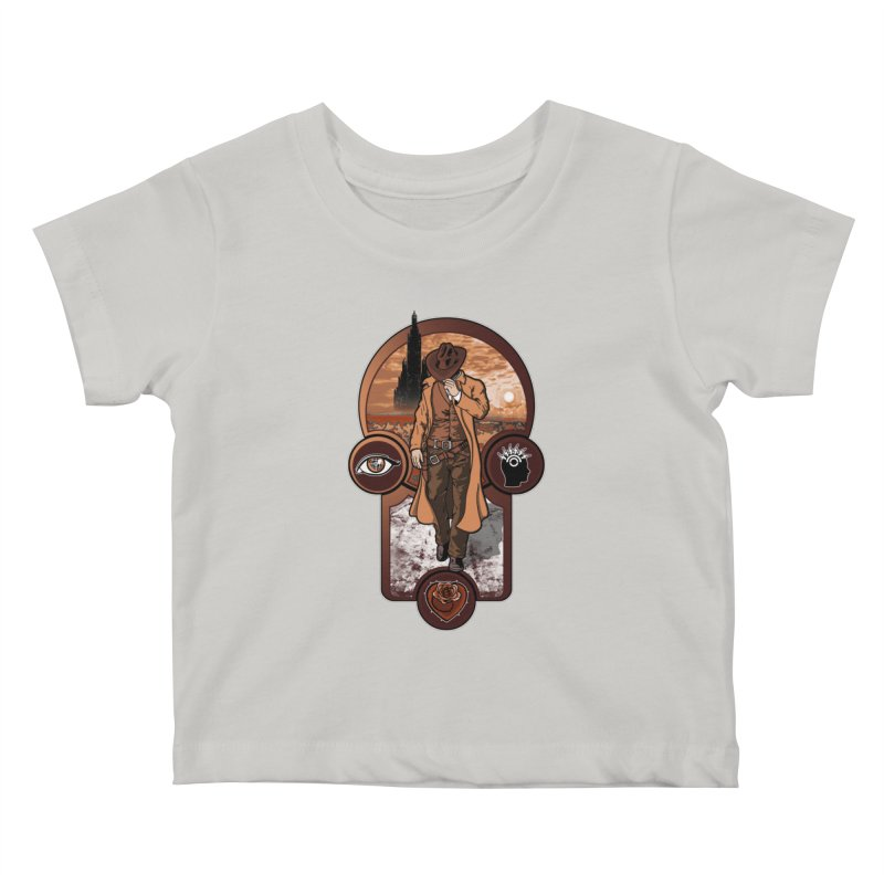 The gunslinger creed. Kids Baby T-Shirt by JCMaziu shop