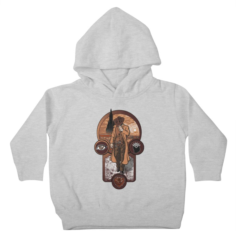 The gunslinger creed. Kids Toddler Pullover Hoody by JCMaziu shop
