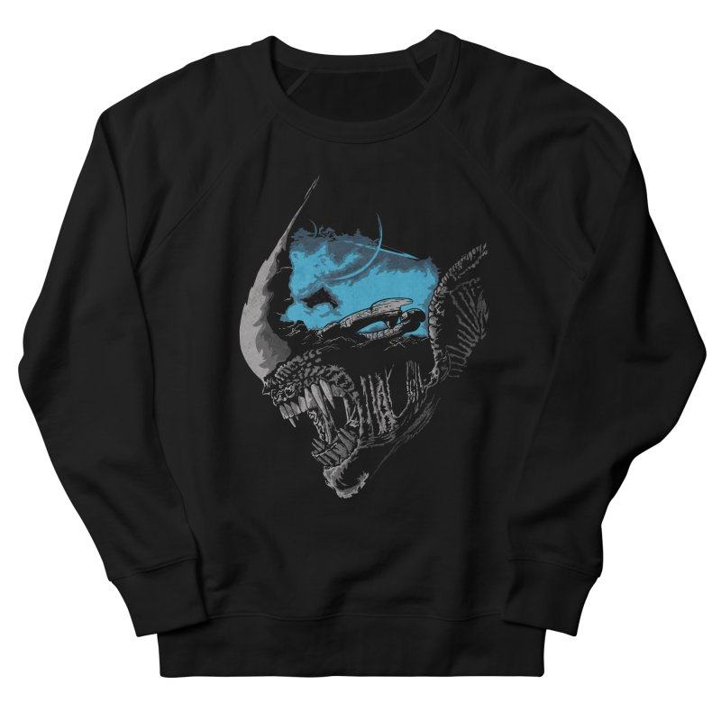 On a dark moon. Women's Sweatshirt by JCMaziu shop