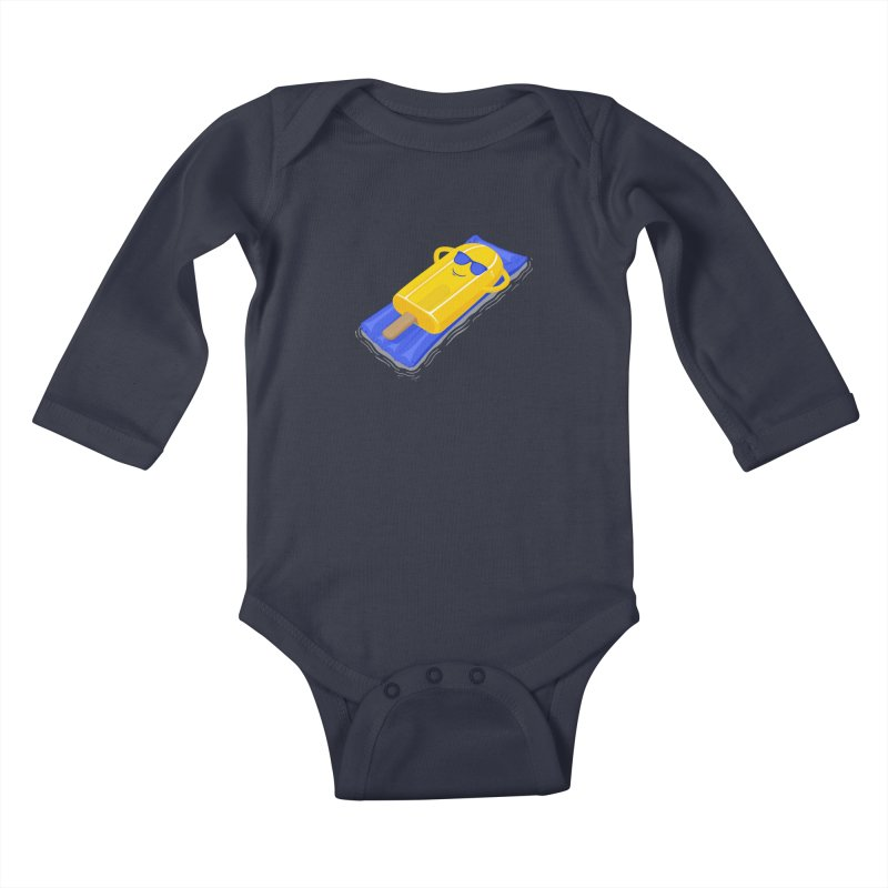 Just one summer.  Kids Baby Longsleeve Bodysuit by JCMaziu shop