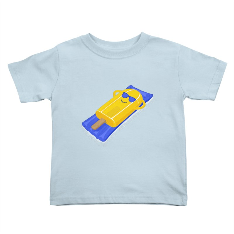 Just one summer.  Kids Toddler T-Shirt by JCMaziu shop