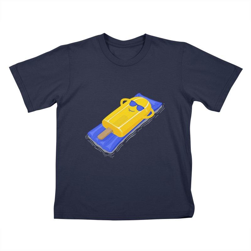 Just one summer.  Kids T-shirt by JCMaziu shop