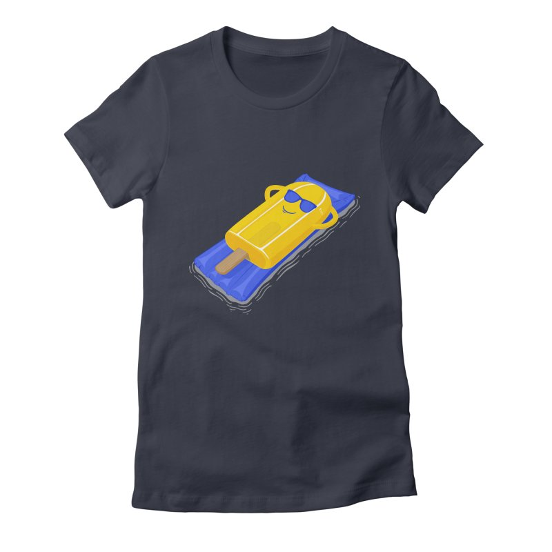 Just one summer.  Women's Fitted T-Shirt by JCMaziu shop