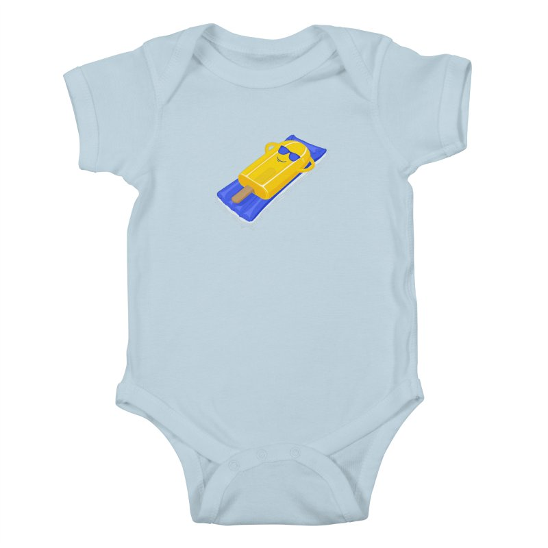 Just one summer.  Kids Baby Bodysuit by JCMaziu shop