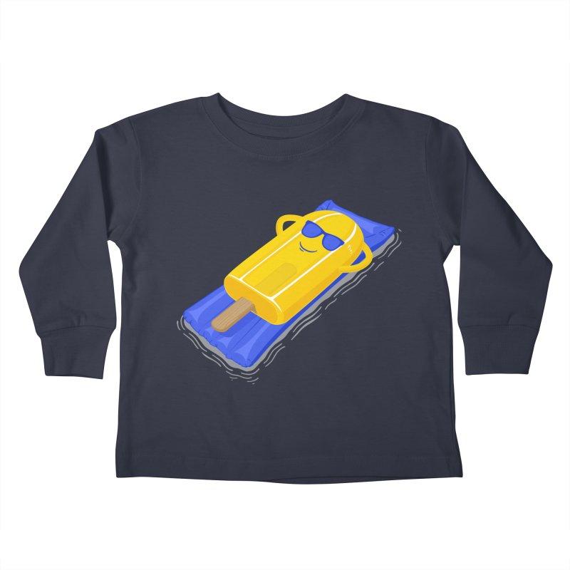 Just one summer.  Kids Toddler Longsleeve T-Shirt by JCMaziu shop