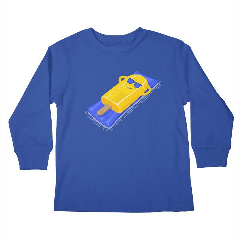 Just one summer.  Kids Longsleeve T-Shirt by JCMaziu shop