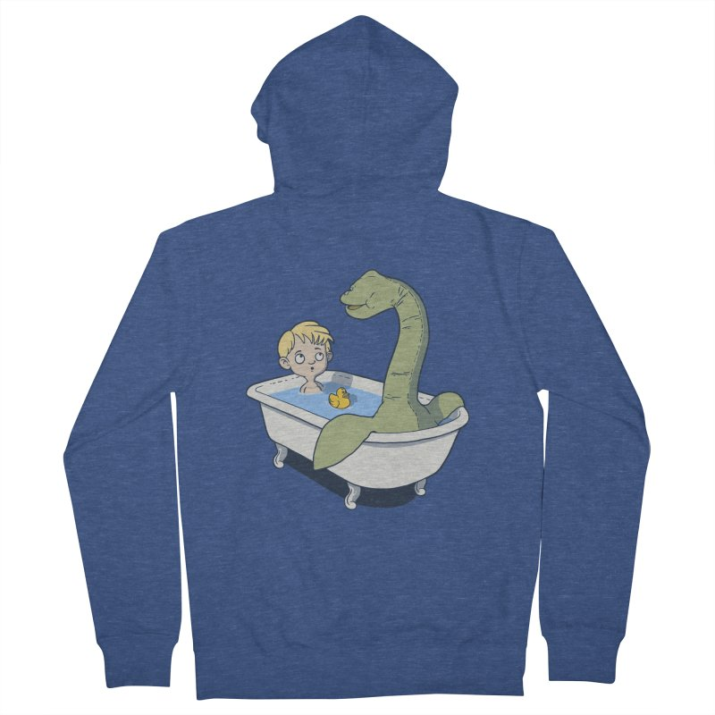 There's something in my bath. Women's Zip-Up Hoody by JCMaziu shop