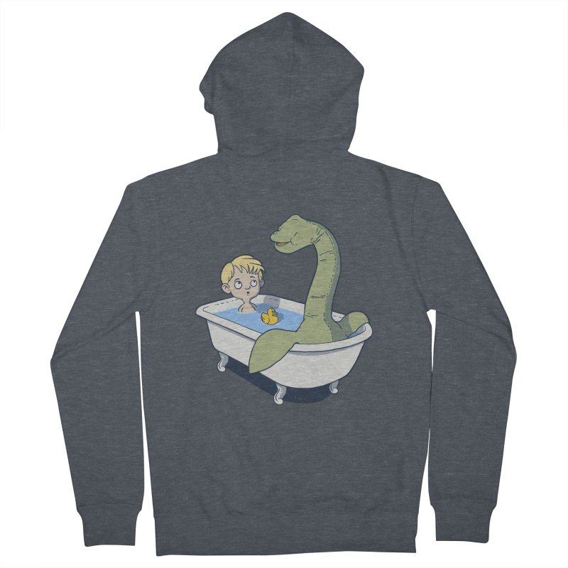 There's something in my bath. Men's Zip-Up Hoody by JCMaziu shop