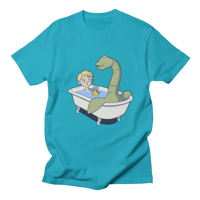 There's something in my bath. Men's T-shirt by JCMaziu shop