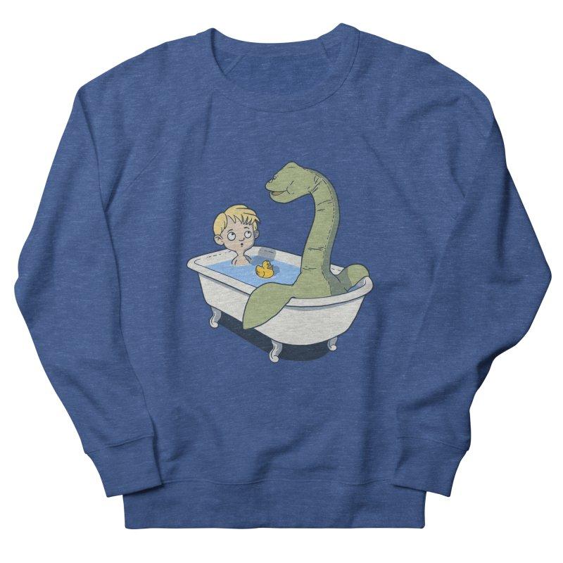 There's something in my bath. Women's Sweatshirt by JCMaziu shop