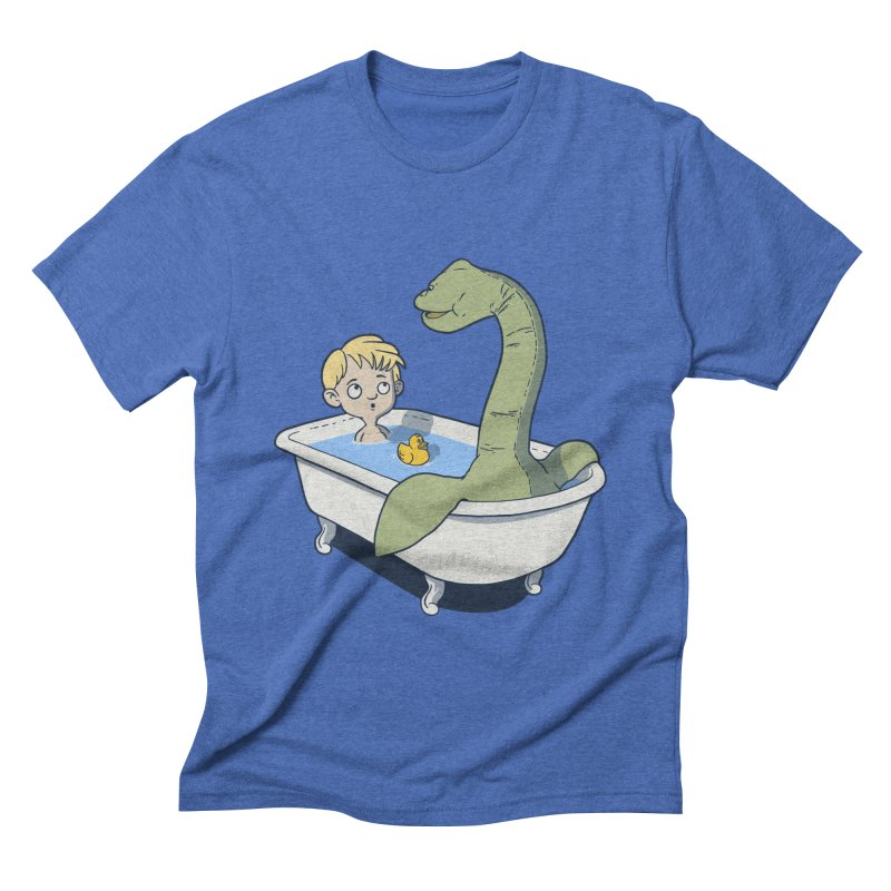 There's something in my bath. Men's Triblend T-shirt by JCMaziu shop