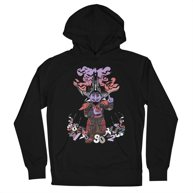 The Count Untold. Women's Pullover Hoody by JCMaziu shop