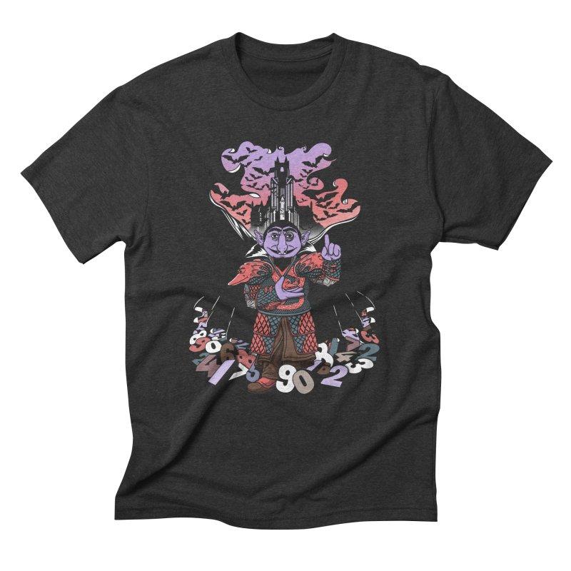 The Count Untold. Men's Triblend T-shirt by JCMaziu shop