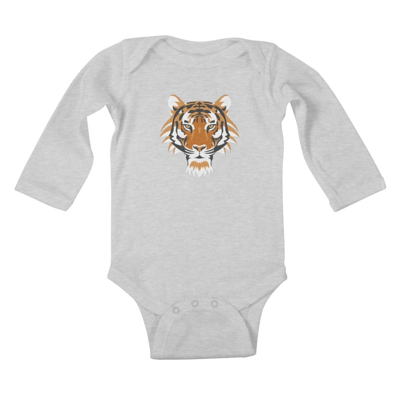 The Marauder. Kids Baby Longsleeve Bodysuit by JCMaziu shop