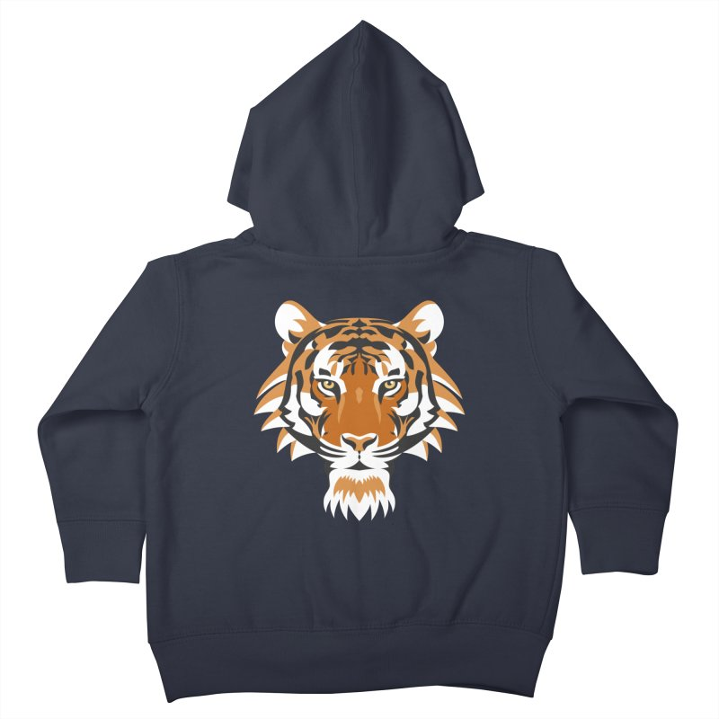 The Marauder. Kids Toddler Zip-Up Hoody by JCMaziu shop