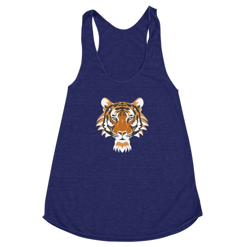 The Marauder. Women's Racerback Triblend Tank by JCMaziu shop