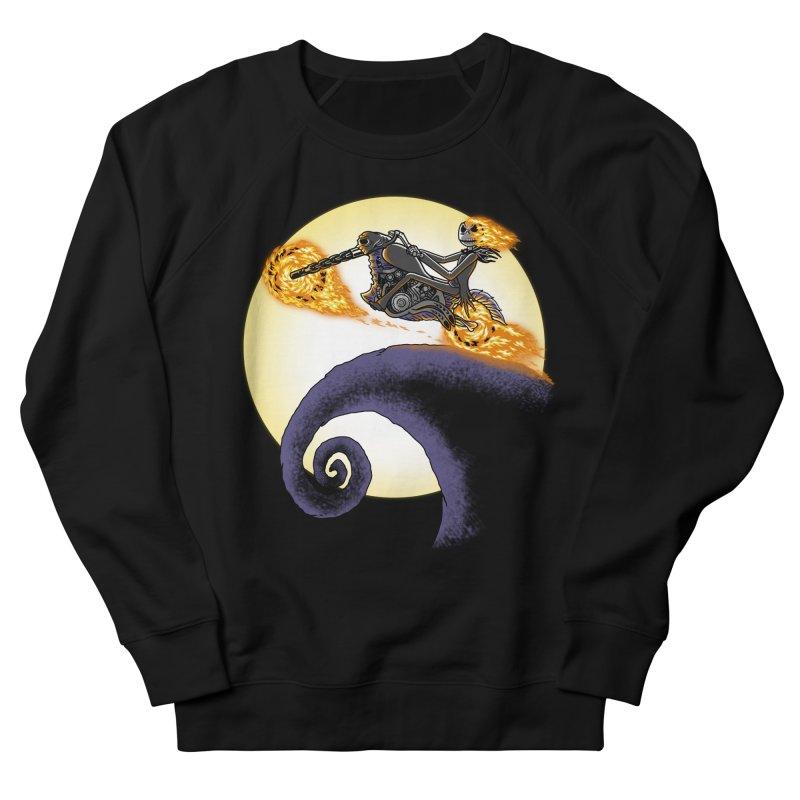 A Ride before Christmas. Men's Sweatshirt by JCMaziu shop