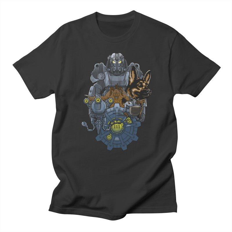 Welcome home. Men's T-Shirt by JCMaziu shop