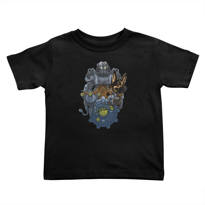 Welcome home. Kids Toddler T-Shirt by JCMaziu shop