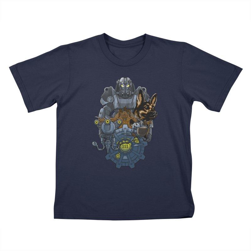 Welcome home. Kids T-Shirt by JCMaziu shop