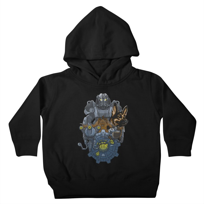 Welcome home. Kids Toddler Pullover Hoody by JCMaziu shop