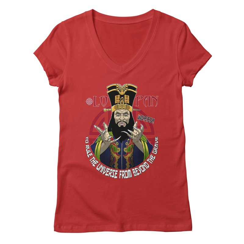 From beyond the grave. Women's V-Neck by JCMaziu shop