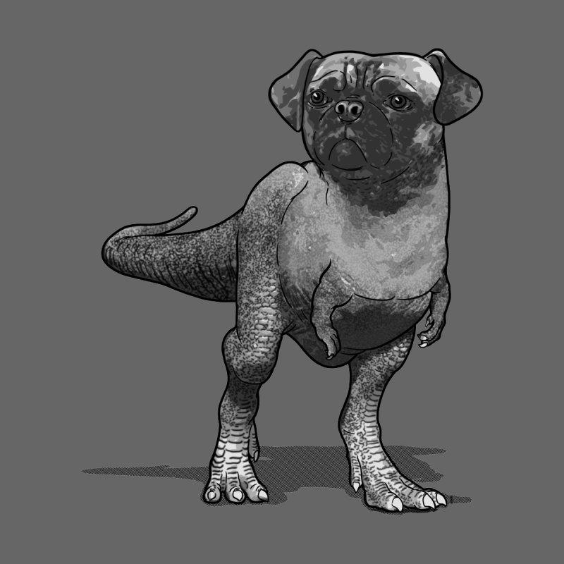 PUGussaurus Rex by JCMaziu shop