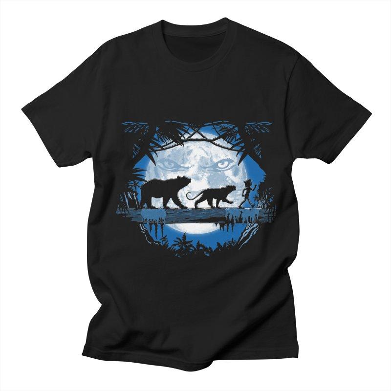 Jungle Pals. Men's T-Shirt by JCMaziu shop
