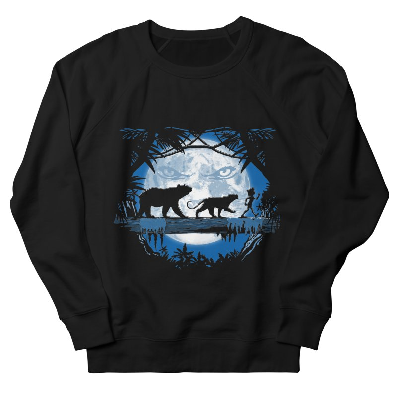 Jungle Pals. Men's Sweatshirt by JCMaziu shop
