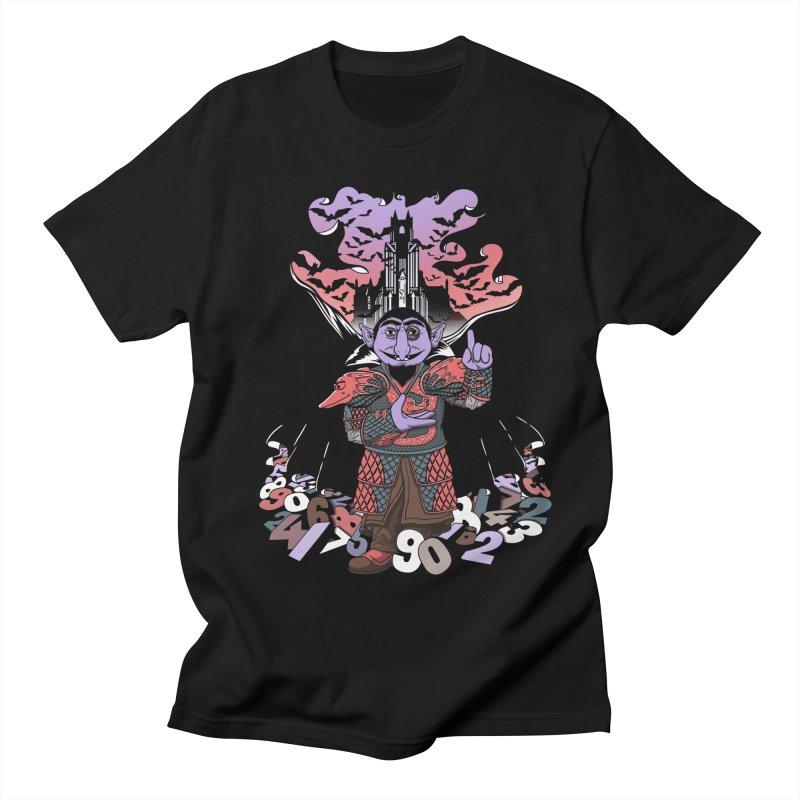 The Count Untold. Men's T-Shirt by JCMaziu shop