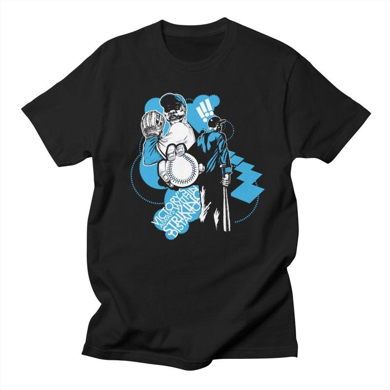 Within Striking Distance (black) Men's T-Shirt by jconart's Artist Shop